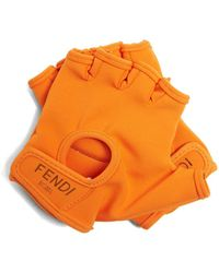 Fendi - Fingerless Gloves - Lyst