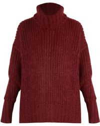 By. Bonnie Young | Roll-neck Cashmere-blend Sweater | Lyst