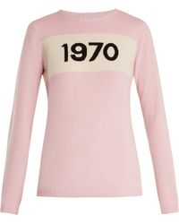 Bella Freud - 1970 Jumper - Lyst