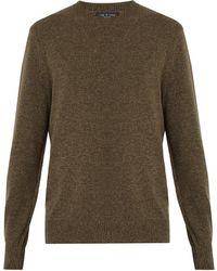 Rag & Bone   Haldon Crew-neck Cashmere Sweater   Lyst