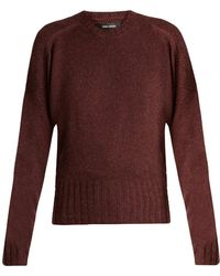 Isabel Marant - Denver Wool-blend Sweater - Lyst