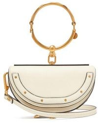Chloé - Nile Mini Leather Bag - Lyst