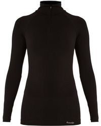 Fusalp - Oasis High-neck Seamless Base-layer Top - Lyst