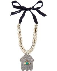 Figue - Goddess Shell Necklace - Lyst