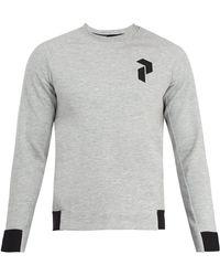 Peak Performance - Crew-neck Performance Sweatshirt - Lyst