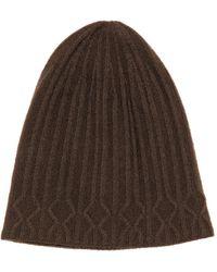 Leon Max - Merino Wool Hat - Lyst