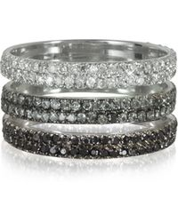 Bernard Delettrez - Silver Gold Ring - Lyst