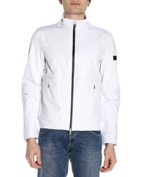 Peuterey - White Polyamide Outerwear Jacket - Lyst