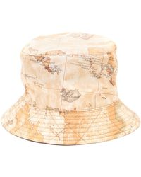 Alviero Martini 1A Classe - Beige Other Materials Hat - Lyst
