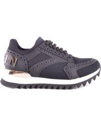 Philipp Plein - Multicolour Leather Sneakers - Lyst