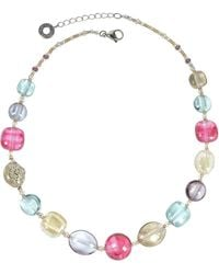 Antica Murrina - Multicolour Other Materials Necklace - Lyst