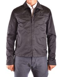 CoSTUME NATIONAL - Black Polyester Outerwear Jacket - Lyst