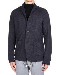 Transit Grey Wool Jacket - Gray