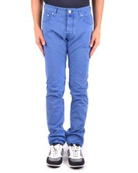 3c123d46 Jacob Cohen 622 Comfort Jeans Blue in Blue for Men - Lyst