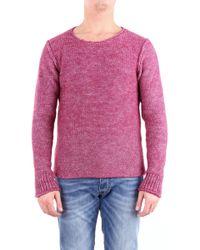 Retois - Purple Wool Jumper - Lyst