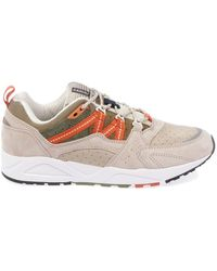 Karhu Multicolour Leather Sneakers - Gray