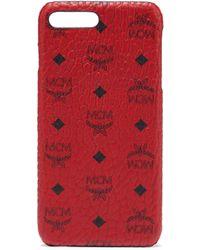MCM   Iphone 6s/7/8 Plus Case In Visetos Original   Lyst