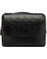 dee1af201234f Lyst - Men s MCM Briefcases and work bags Online Sale
