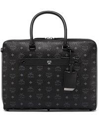 MCM - Markus Visetos Briefcase - Lyst