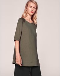 ME+EM - Simply Perfect Swing Top - Lyst