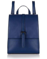 meli melo - Azzurra Backpack Midnight Blue - Lyst