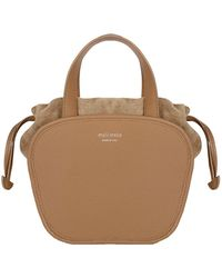 meli melo - Rosetta | Cross Body Bag | Light Tan - Lyst