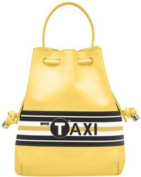 meli melo - Nyc Briony | Mini Backpack | Taxi - Lyst