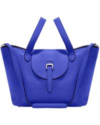 meli melo - Thela Medium | Tote Bag | Majorelle Blue - Lyst