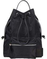 meli melo - Mens Briony | Large Backpack | Black Nylon - Lyst