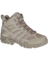 Merrell - Moab 2 Mid Tactical Waterproof Boot Wide - Lyst