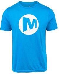 Merrell - Logo Tee - Lyst