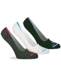 Merrell - Repreve® Performance Liner Sock Pack - Lyst