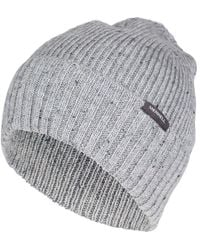 Merrell - Trailhead Ribbed Beanie With Pocket - Lyst