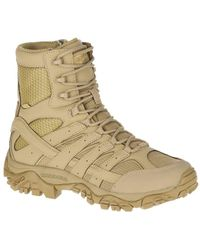 "Merrell - Moab 2 8"" Tactical Waterproof Boot - Lyst"