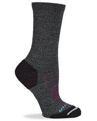 Merrell - Zoned Crew Light Hiker Sock - Lyst