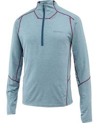 Merrell - Torrent Half Zip Wick Top - Lyst