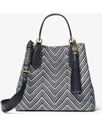 29840d21e2e5 Lyst - Michael Kors Brooklyn - Women s Michael Kors Brooklyn Bags
