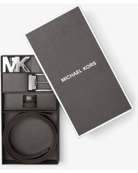 Michael Kors - Four-in-one Logo Belt Box Set - Lyst