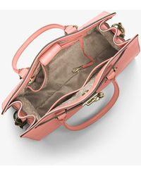 Michael Kors Hamilton Large Saffiano Leather Tote