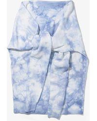 Michael Kors - Tie-dye Cashmere Sweater Muffler - Lyst