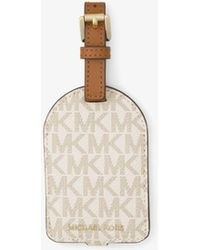 Michael Kors - Logo Luggage Tag - Lyst