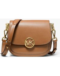 eb29e22c9327 Michael Kors Silver Quilted Leather Sloan Large Chain Shoulder Bag ...