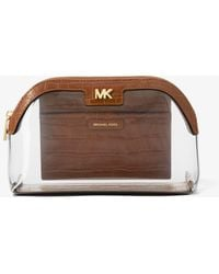 73142d9aae51 Lyst - Women s Michael Kors Luggage and suitcases Online Sale