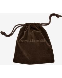 Michael Kors | Gold-tone Heart Necklace And Earrings Set | Lyst