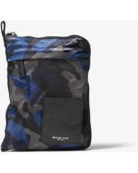 Michael Kors | Kent Camouflage Nylon Duffel | Lyst