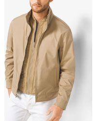 Michael Kors - 3-in-1 Tech Track Jacket - Lyst