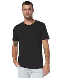 0f9172d9b54c4c Lyst - ASOS Super Longline Sleeveless T-shirt In Bamboo Fabric With ...