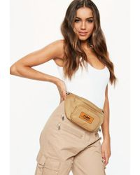 Missguided - Fanny Lyckman X Camel Bumbag - Lyst