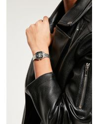 Missguided - Silver Digital Watch - Lyst