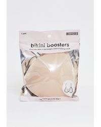 Missguided - Nude Bikini Boosters - Lyst